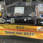 東京2020大会500日前 品川区 展示イベント ENJOY! Our 2020