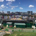 【オリンピック・テストイベント】FIVBビーチバレーボールワールドツアー2019 4-star東京大会