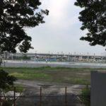 【工事中の競技会場】カヌー・スラロームセンター