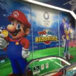 東京2020オリンピック公式ビデオゲーム 広告 in ヨドバシカメラ マルチメディアAkiba