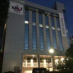 【オリパラ・ロゴ発見】四ツ谷駅前のビル スクワール麹町