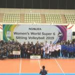 【TOKYO2020・非テストイベント】2019 NOMURA WOMEN'S WORLD SUPER 6